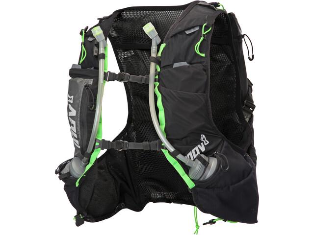 inov-8 Race Ultra Pro 2in1 Liivi, black/green
